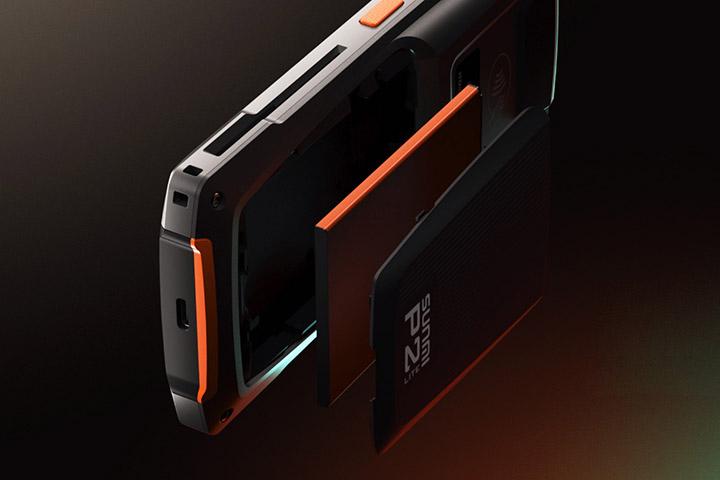 P2 LITE 着脱可能充電池 Androidターミナル SUNMI サンミ
